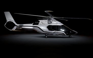 Airbus Helicopters introduces the H160 VIP version at EBACE