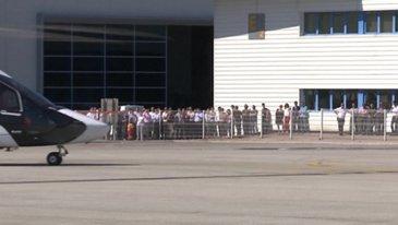 H160 Flight Test campaign launched e313302d4