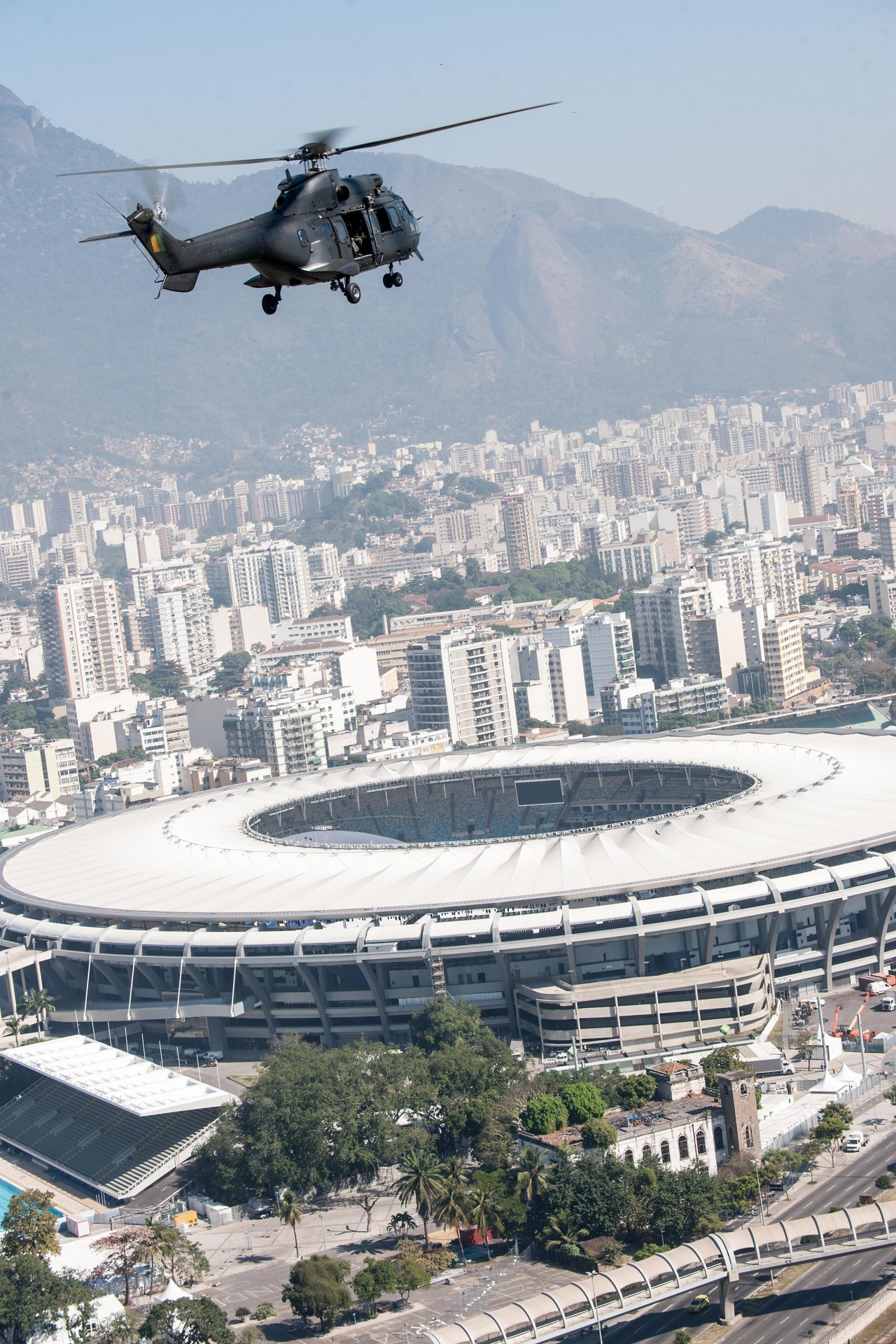 Airbus helicopters achieve 98 percent availability during 2016 Rio Olympic Games