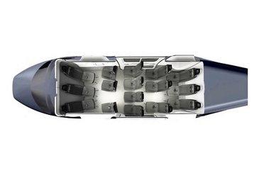 16 Seats H175 Configuration 1