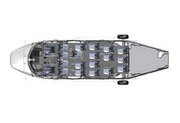 18 Seats H175 Configuration 1