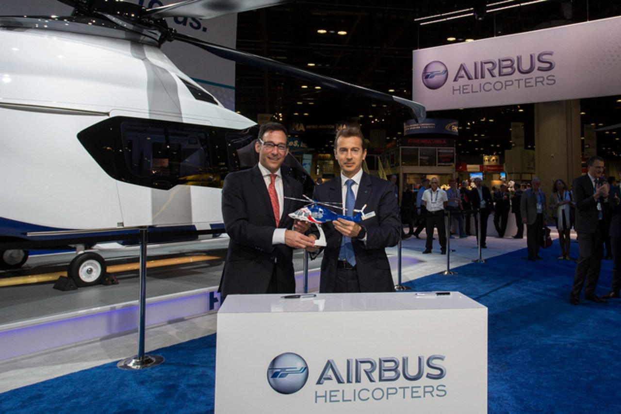 Bristow Group more than triples its H175 orders and secures comprehensive support services agreement with Airbus Helicopters