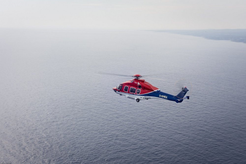 CHC signs HCare full-by-the-hour contract for H175
