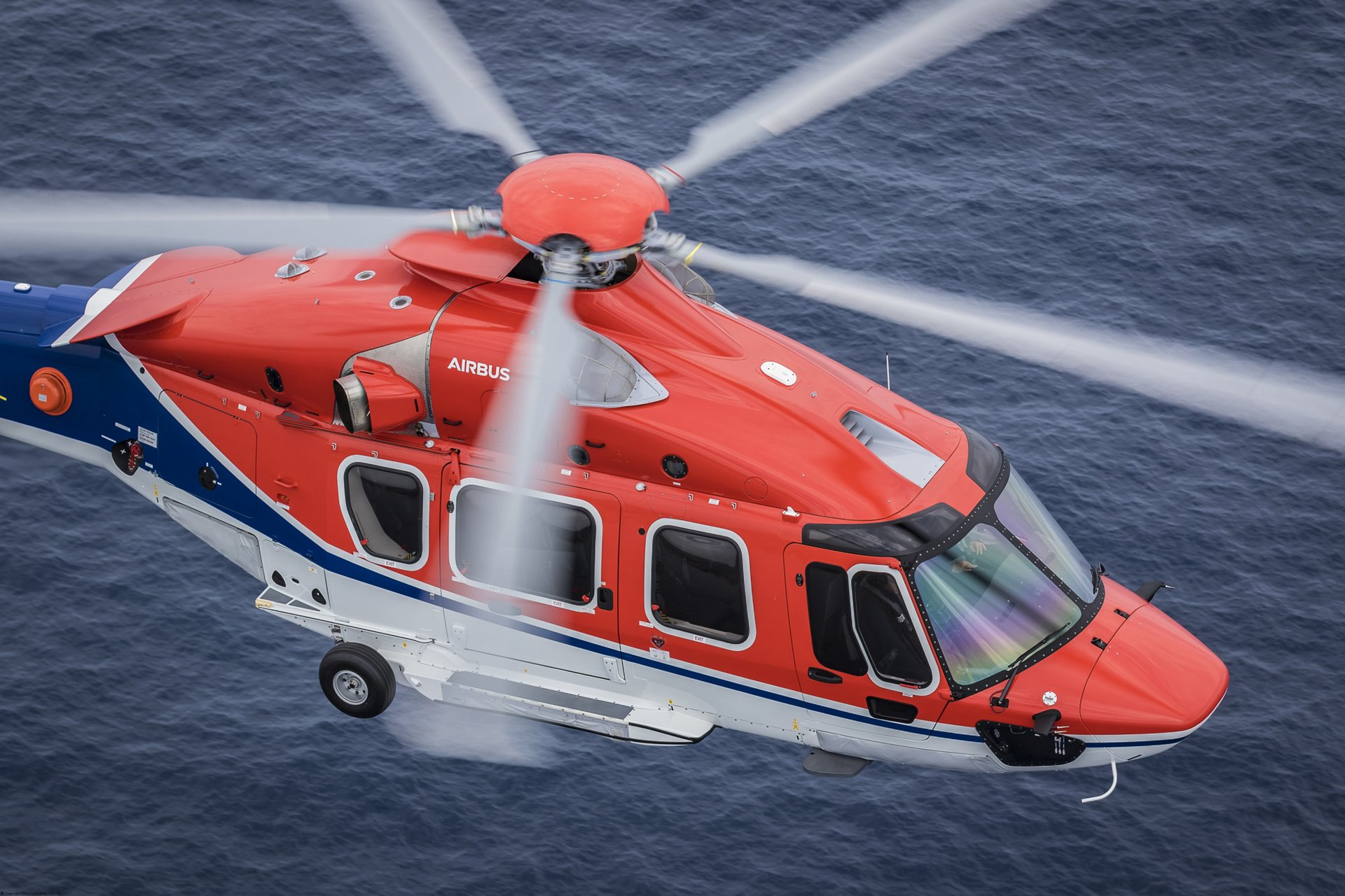 CHC takes delivery of first H175 aircraft