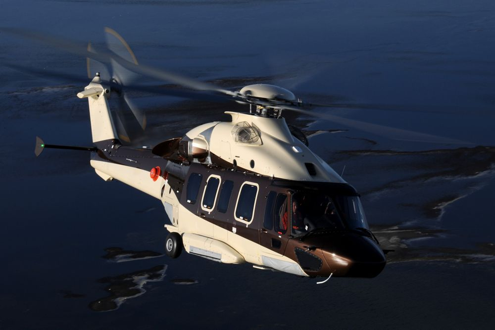 H175 in VIP configuration