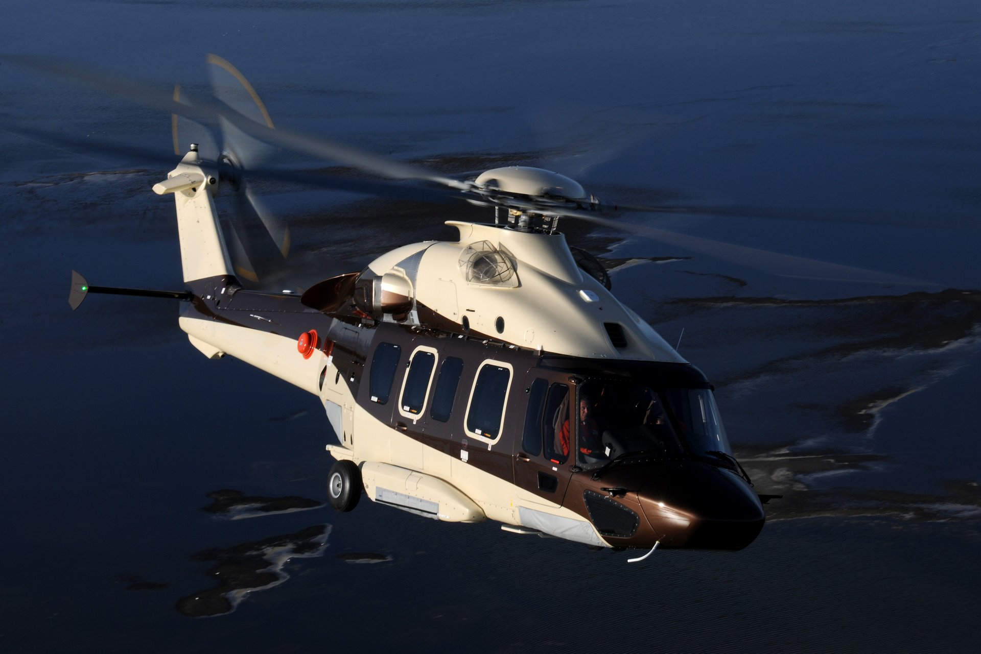 H175 in VIP configuration