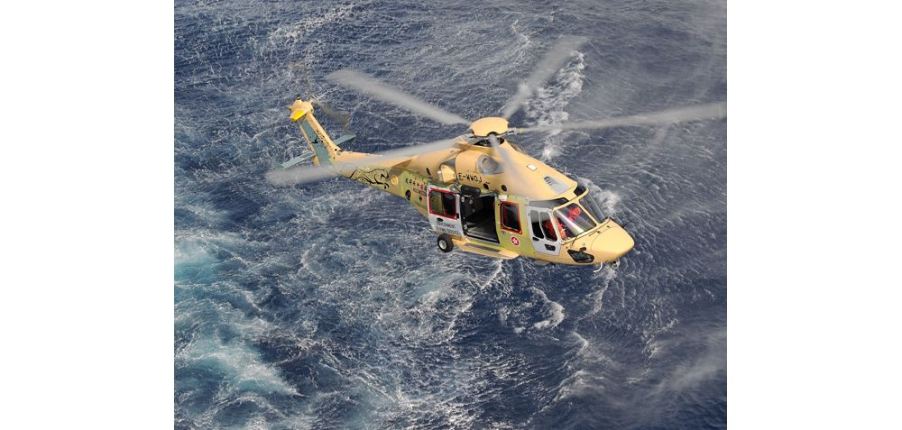 Airbus Helicopters launches flight-test campaign of H175 in public services configuration
