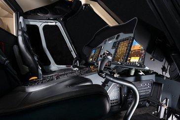 Planche de Bord H175