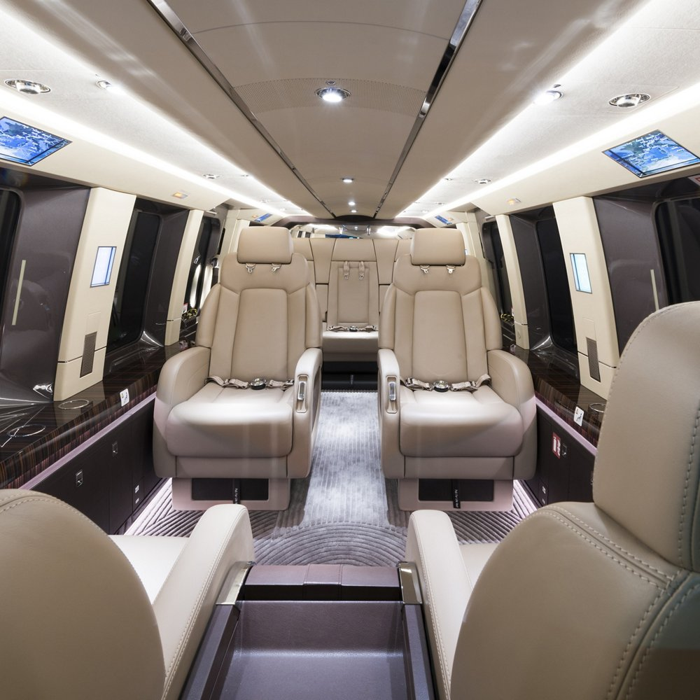 Interior VIP