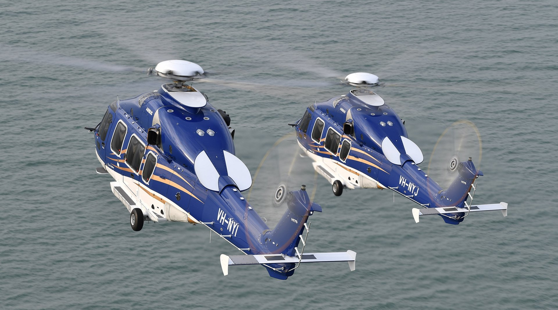 Helicopters 2017 orders & deliveries