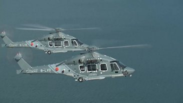 Hong Kong's Government Flying Service receives first H175s in public services configuration