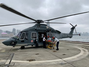 GFS's H175 for public service missions