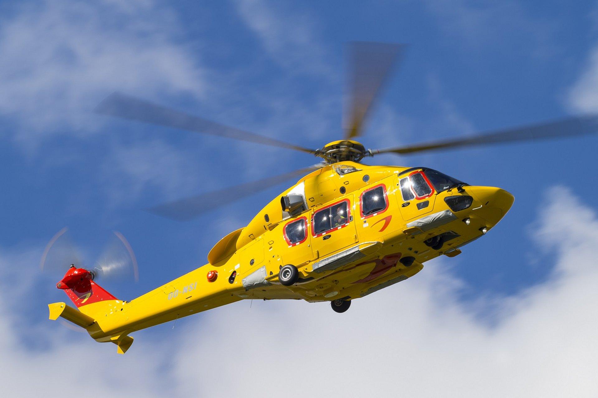 Proven in service: NHV's H175 fleet reaches 10,000 flight hours