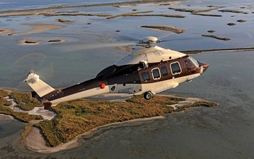 Airbus Helicopters delivers the first H175 in VIP version