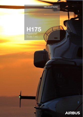 H175 papercraft