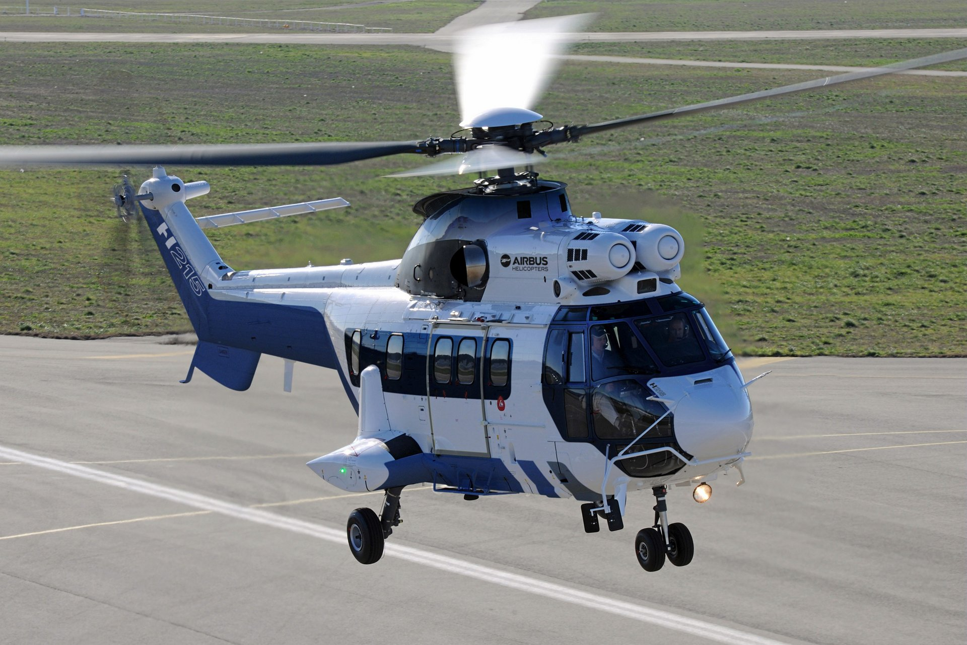 Airtelis, with the support of Nova Capital Group, has signed a contract with Airbus Helicopters for the purchase of three H215 heavy helicopters, including two options.