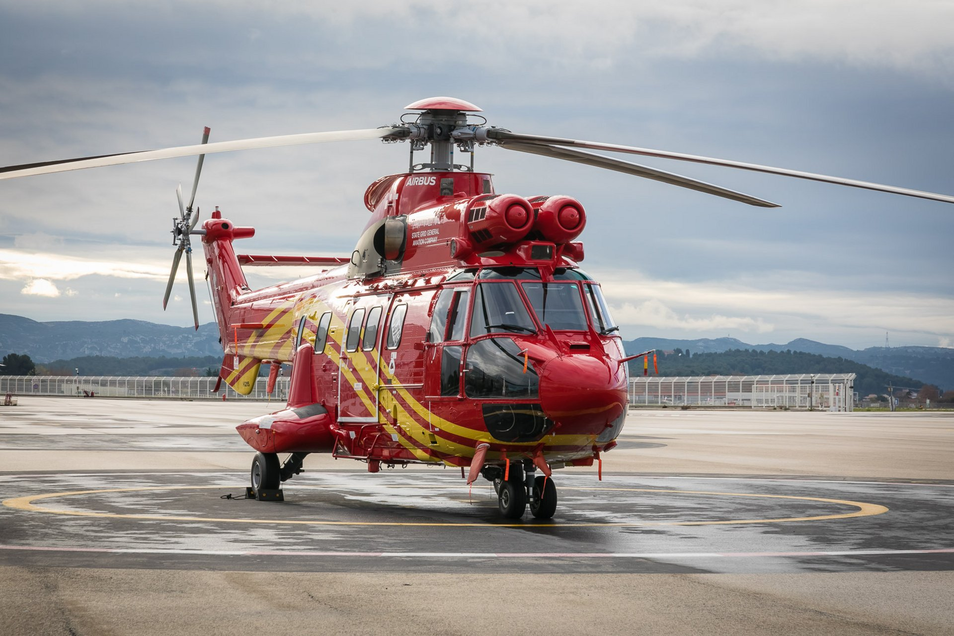 China's first Airbus H215 helicopter delivered to SGGAC for utility missions