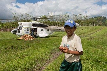 H215M Humanitarian Aid