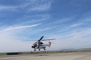 Nakanihon Air's H215