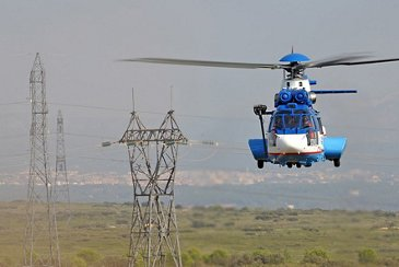 Great heights: How RTE's helicopter fleet oversees power lines from on high