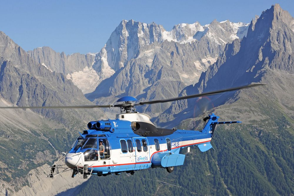 H225 for aerial work missions