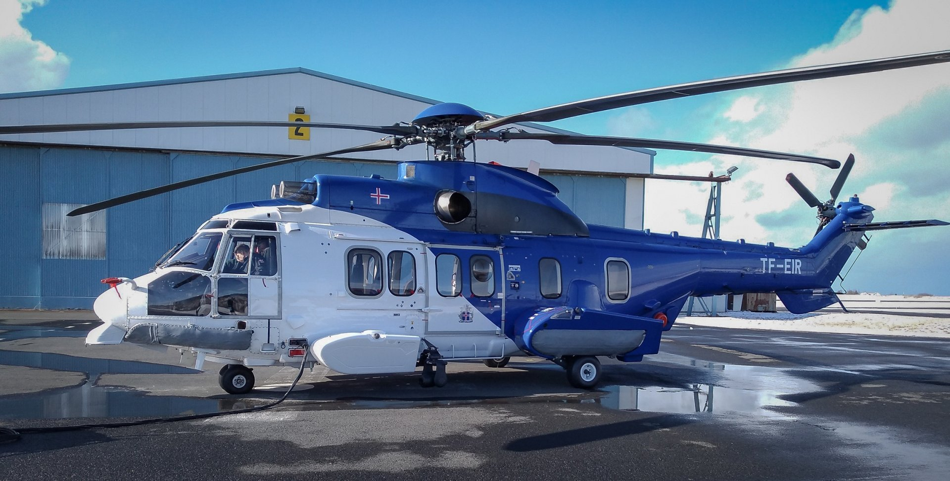 Icelandic Coast Guard upgrades to Airbus H225 rescue helicopters