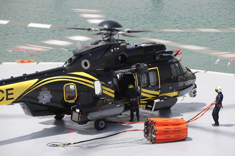 H225 for Kuwait's Ministry of the Interior