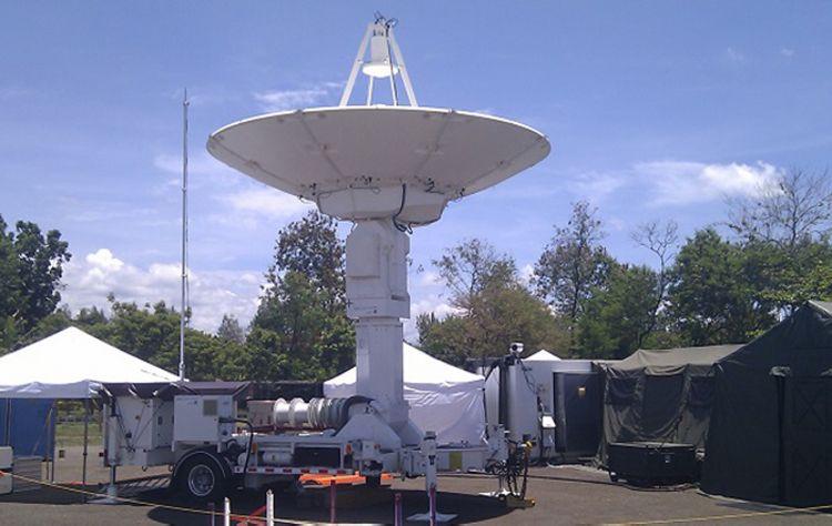 Eagle Vision station