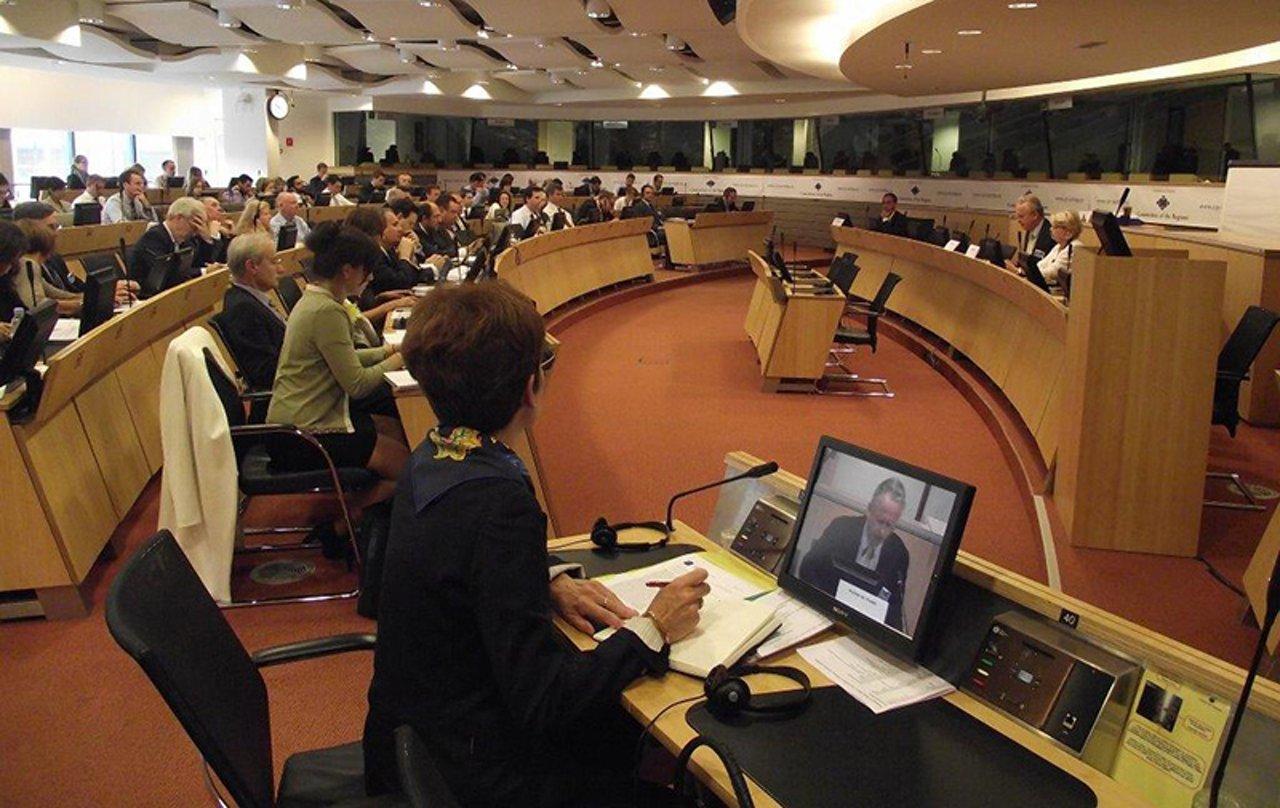 SABER conference in Brussels