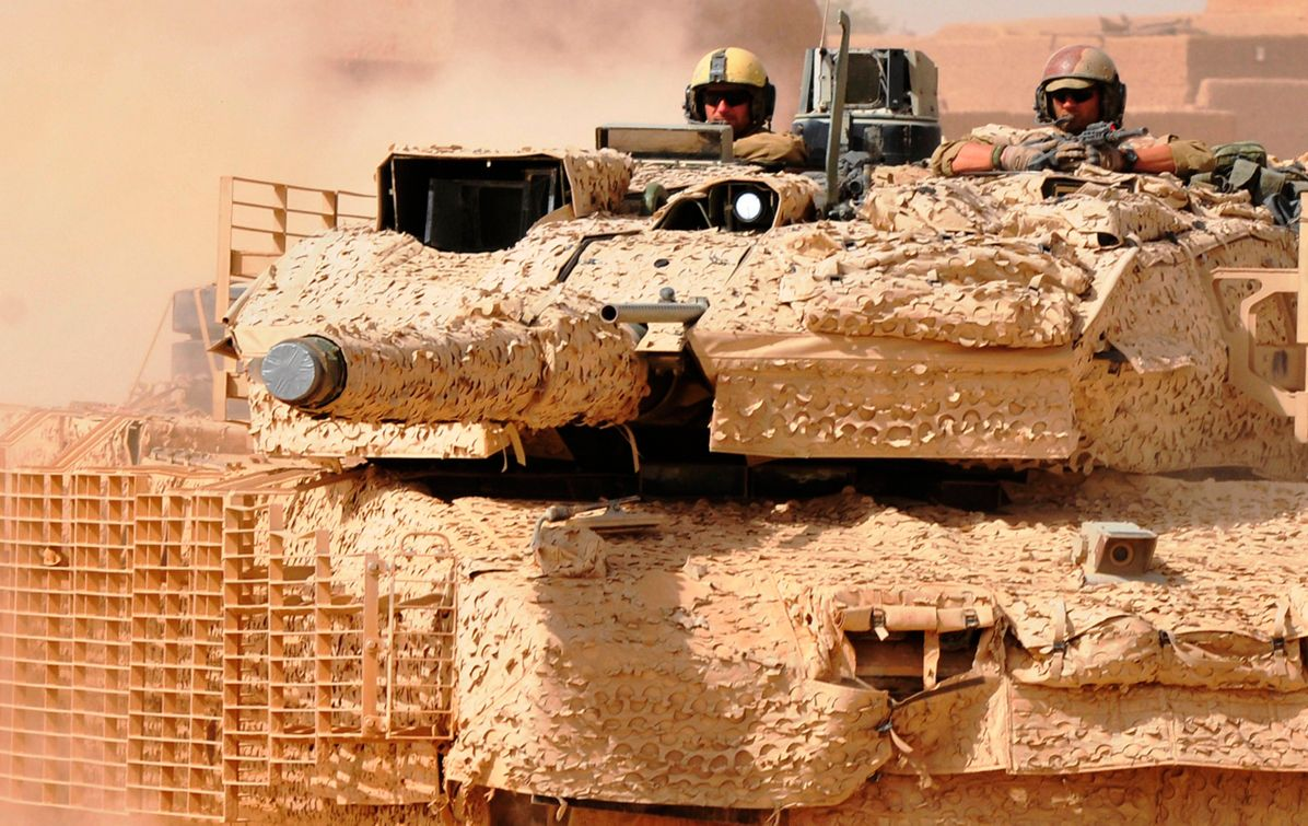 Sighting systems for the modernisation of several NATO states' Leopard 2 main battle tanks