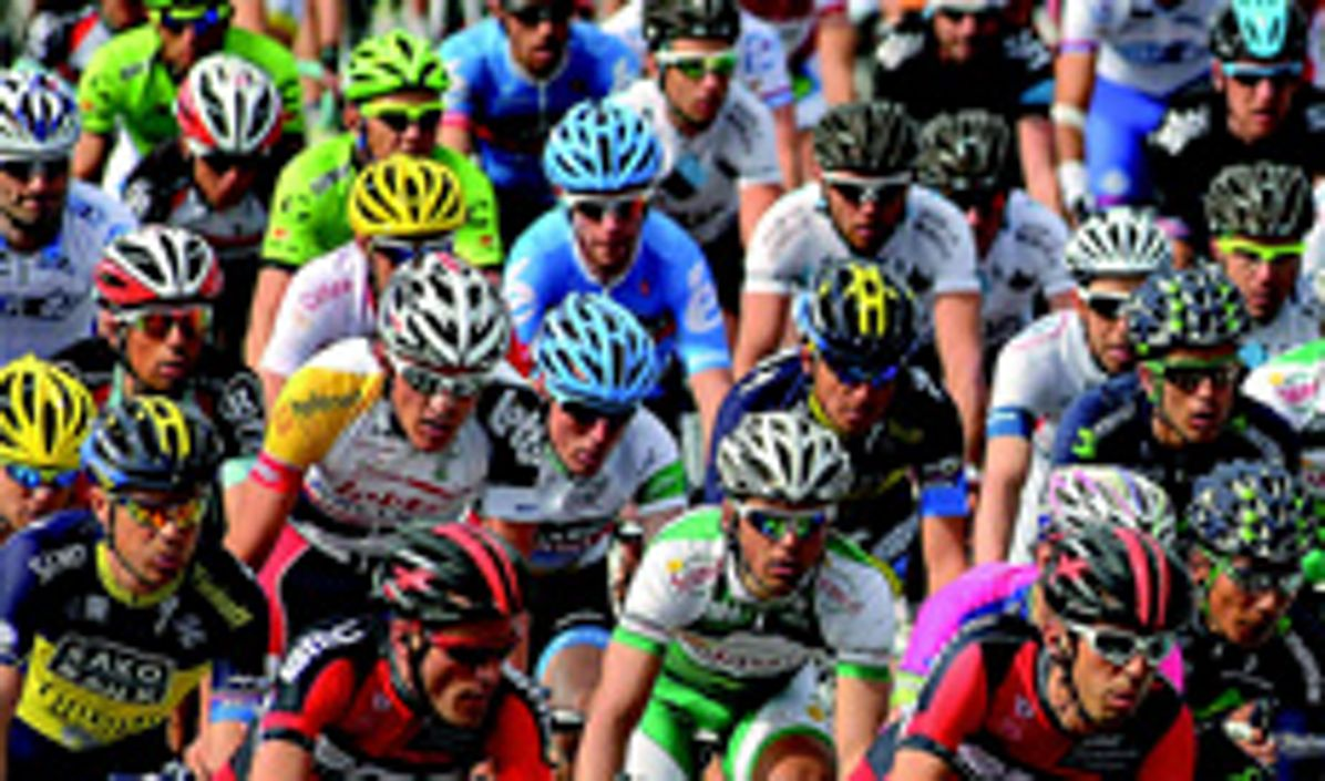 Airbus  provides radio network for cycling warm up event in Rio, Brazil