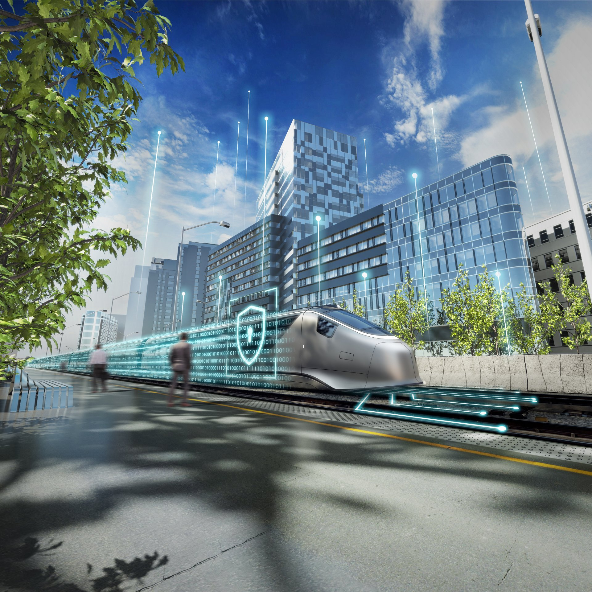 Airbus CyberSecurity and Alstom, global leader in sustainable mobility, have signed a worldwide cooperation agreement focussing on rail transport cybersecurity.