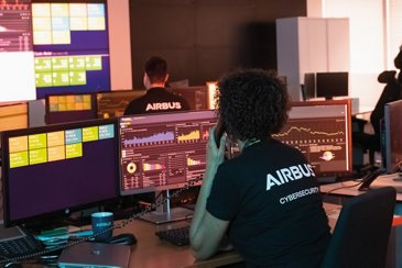 Airbus CyberSecurity SOC (Security Operations Centre)