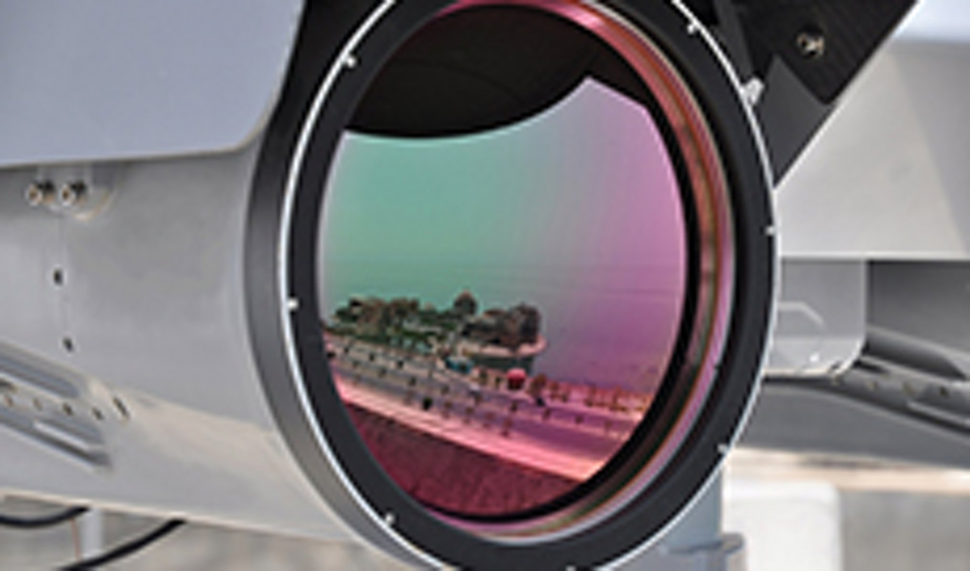 Z:NightOwl M combined opto-electronic and infrared imaging systems