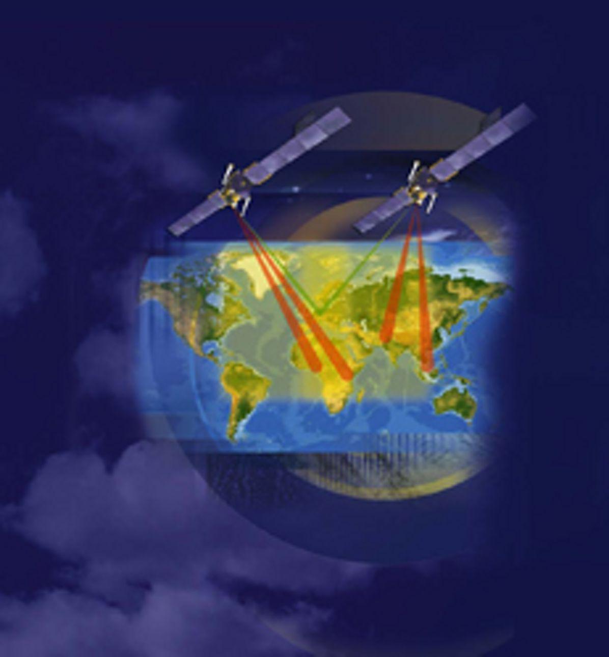 SatcomBW satellites