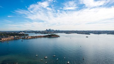 Sydney Harbour DPO Darling Point Copyright Kevin Remoué