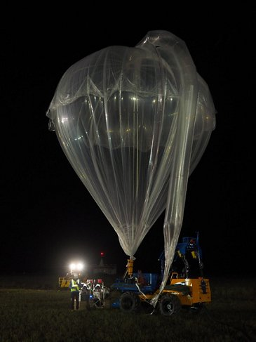 Airbus LTE Balloon