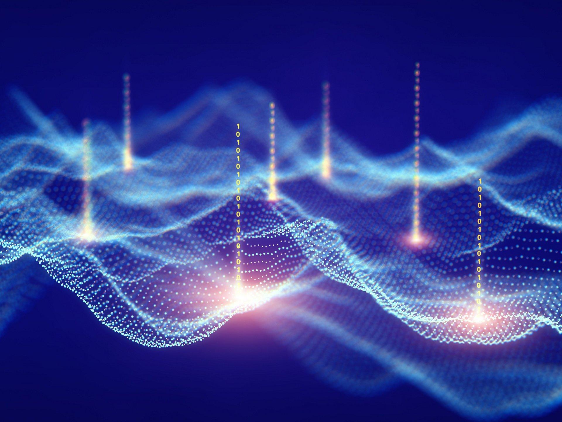 Quantum communications