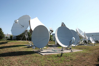 Teleport of Antennas for Secure Communications