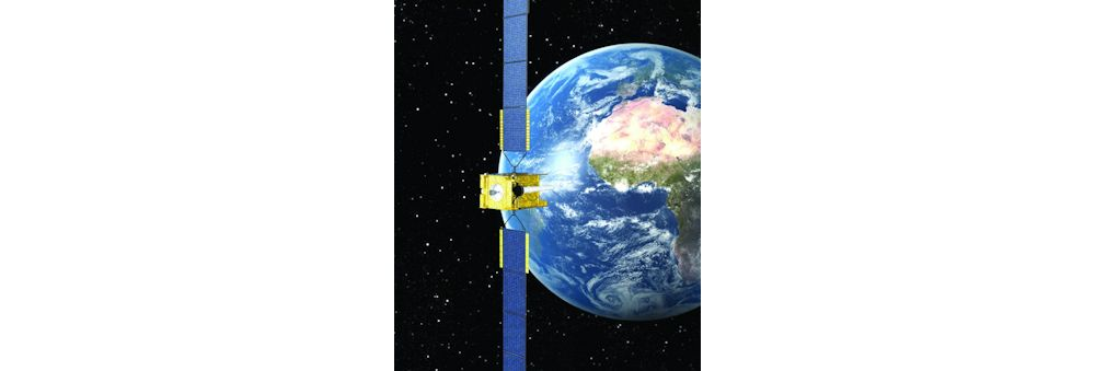 Skynet 5A secure communications satellite
