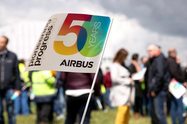 Pionier des Fortschritts: 50 Jahre Airbus