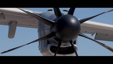 Airbus Defence formation flight – 50th anniversary celebration