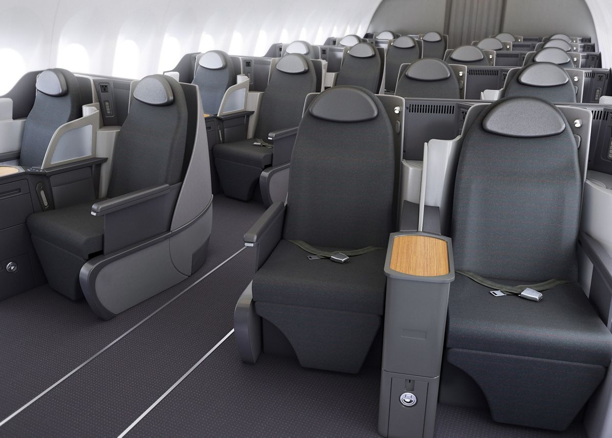 A321Transcon Business Class Front HR