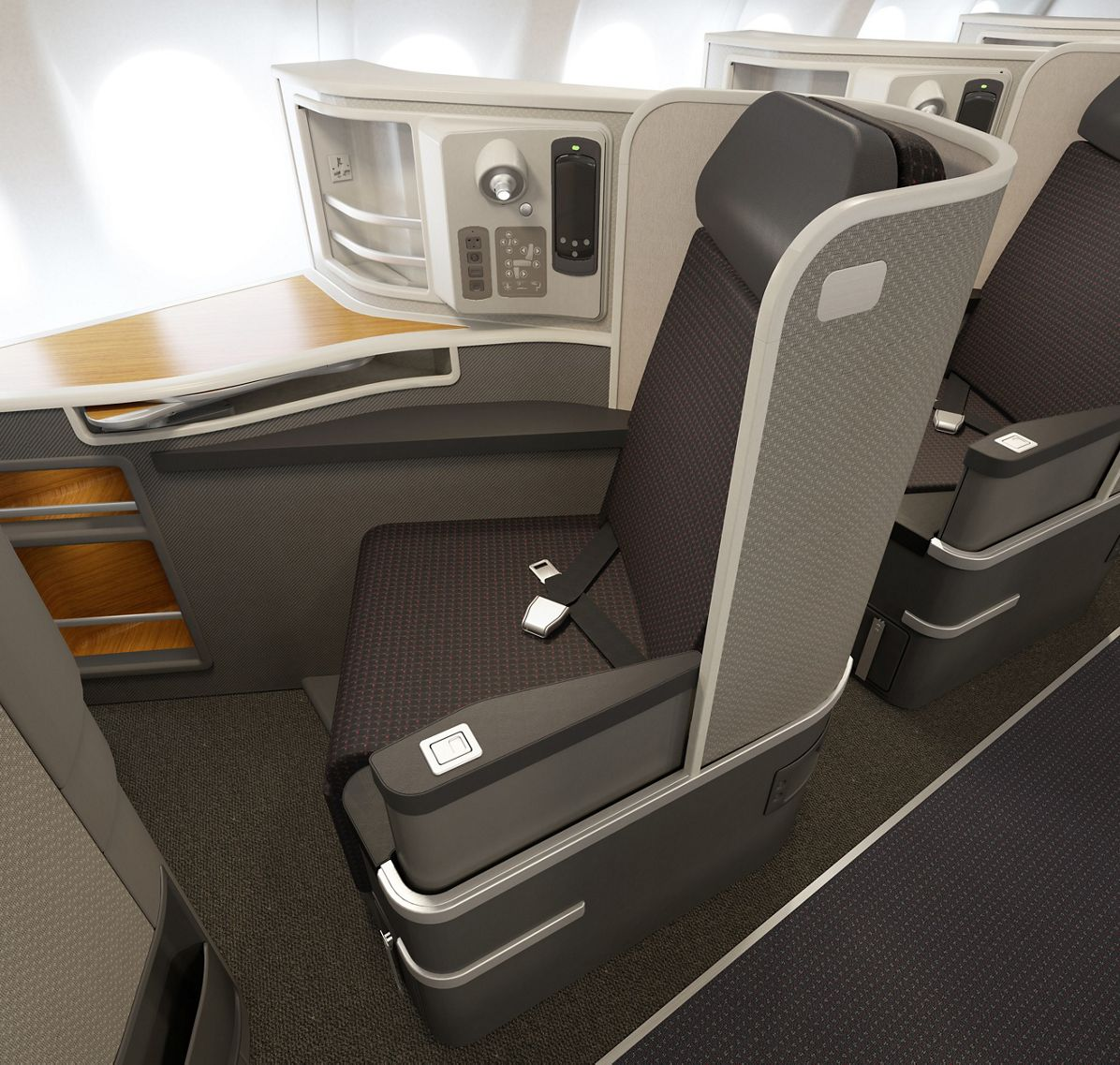 A321 American Airlines First Class HR