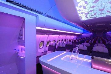 Aircraft Interiors Expo 2016_A330neo cabin 3