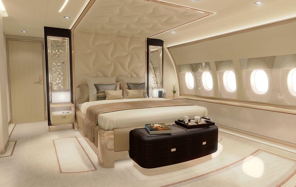 A350 BEDROOM FWD