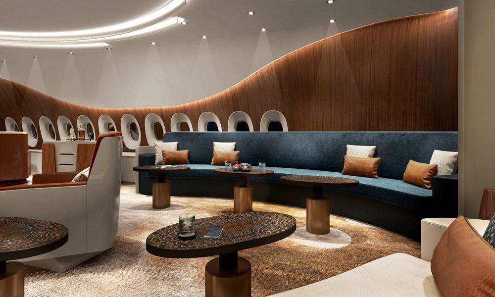 A350 Lounge2 UA