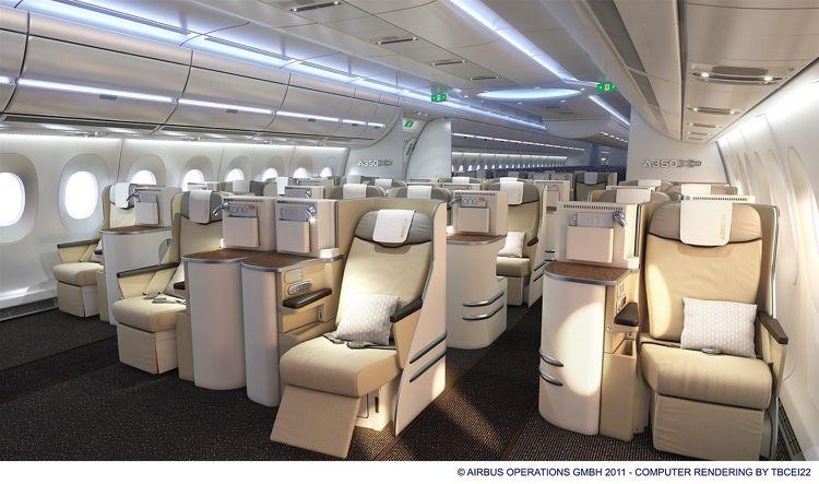 A350 Cabin dome day v11