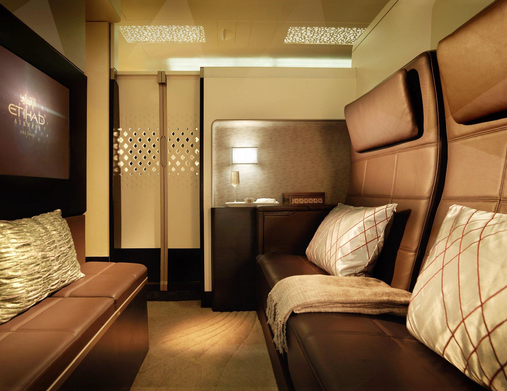 A380 Etihad The Residence