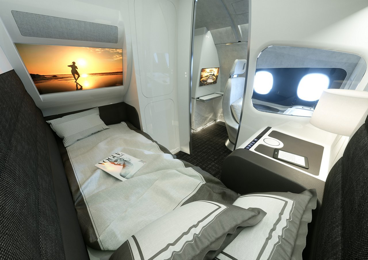 Airbus Interiors Services_Day & Night concept